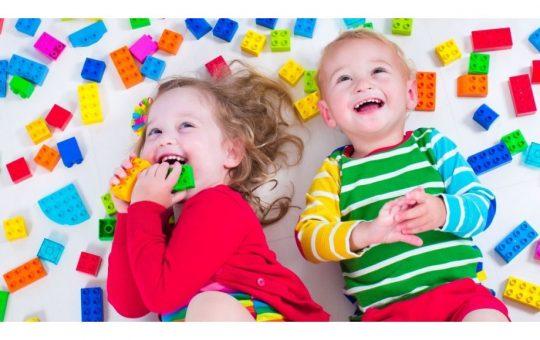 játékok 1-3 éves gyerekeknek